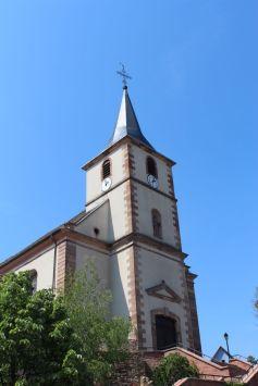 Eglise Saints-Simon et Jude d\'Ottrott