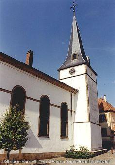 Eglise Tous-les-Saints, Lampertsloch