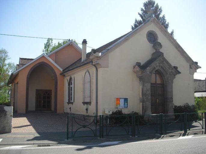 Eglise évangélique méthodiste de Muntzenheim
