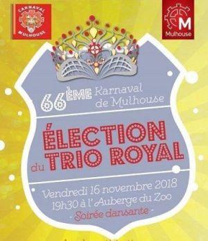 Election de la cour royale de Mulhouse
