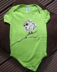 Un body pour bébé trop chouette de la marque ELles et No.