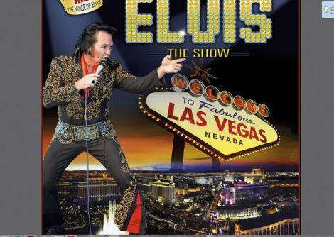 Elvis The Show - Une nuit à Vegas