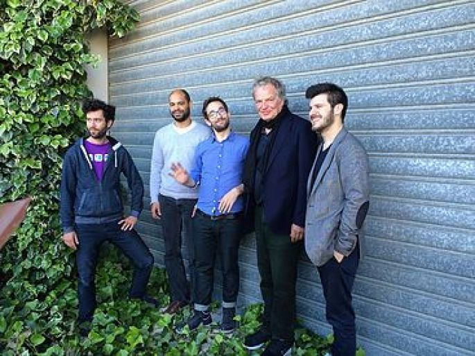 Emile Parisien Quintet feat Joachim Kühn