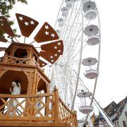 Emission Affaire Conclue : tournage au marché de Noël de Mulhouse !