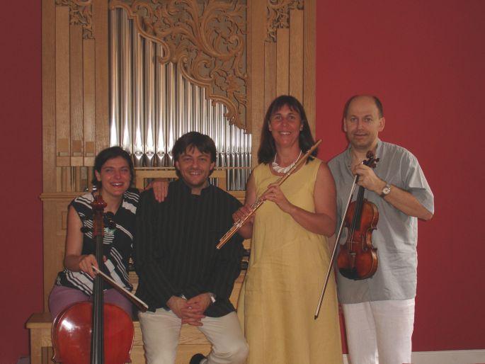 Ensemble tonalis ensisheim et ebersmunster musique de for Bach musique de chambre