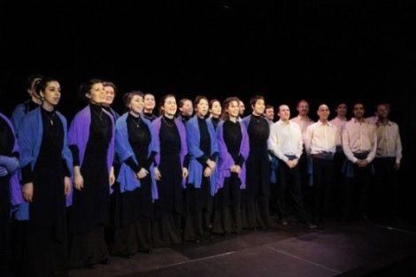 Ensemble vocal A choeur battant