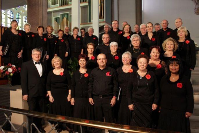 Ensemble vocal La Barcarolle