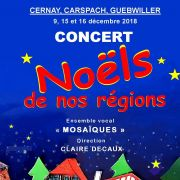 Ensemble Vocal Mosaïques de Mulhouse