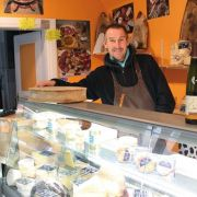 Eric Schacher, fromager à Thann