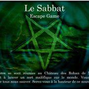 Escape room : Le Sabbat