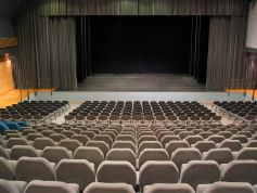 La salle de spectacles de l\'Espace Le Parc à Ribeauvillé