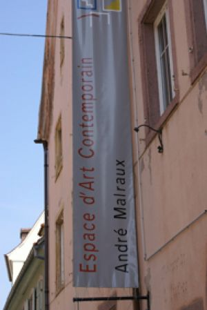 Espace d\'Art contemporain André Malraux