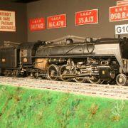 Espace de la locomotive à vapeur / ELAV