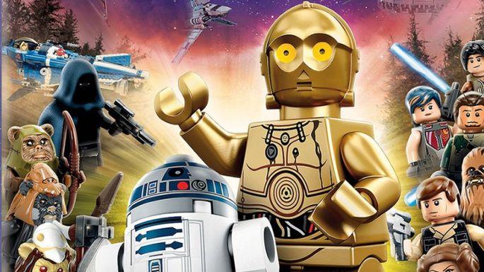 Et encore des Lego Star Wars cette année...