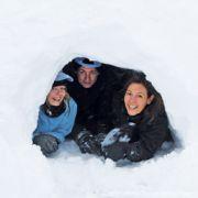 Et si on passait une  nuit dans un igloo ?