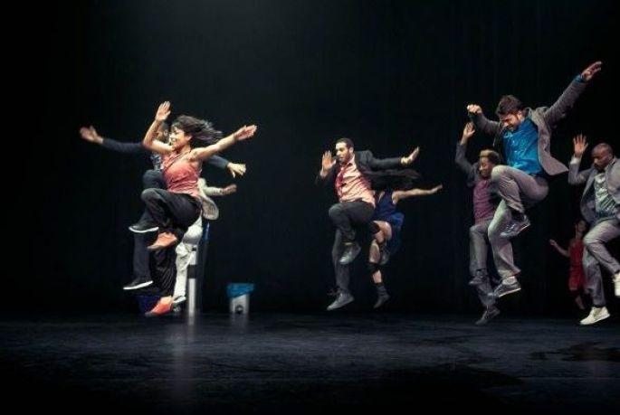 Badke, l\'un des spectacles présentés lors d\'une précédente édition du festival Europe en scènes de Belfort-Montbéliard