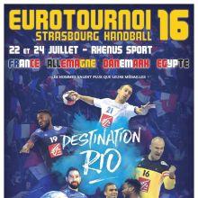 EuroTournoi Handball 2016