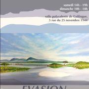 Evasion - Bienale des artistes de Galfingue