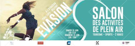 Salon des activit s de plein air evasion andelnans for Salon hotellerie de plein air