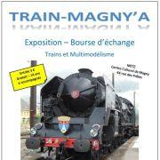 Expo de trains modèles réduits et bourse d\'échange à Metz 2019