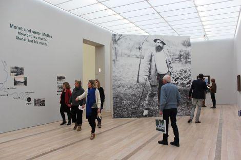 Claude Monet, chef de file des impressionnistes, était un vrai amoureux de la nature
