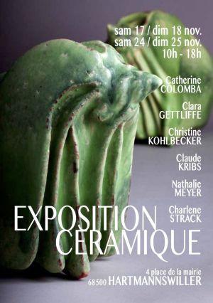 Expo-vente Céramique