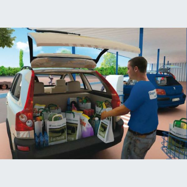 express drive du supermarch u00e9 leclerc de cernay
