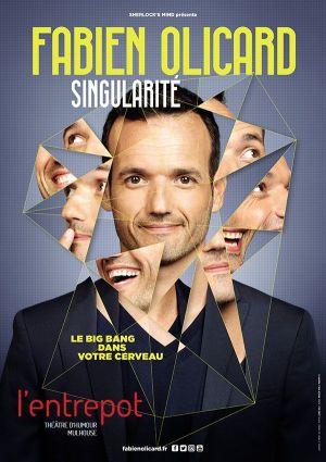 Fabien Olicard : Singularité