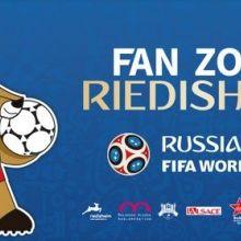 Fan-Zone à Riedisheim