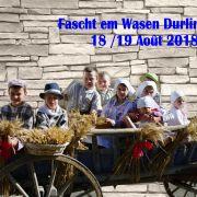 Fascht em Wasen à Durlinsdorf 2018