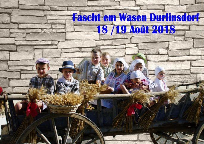 Fascht em Wasen à Durlinsdorf 2017
