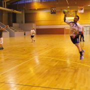 A la découverte du handball