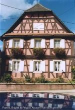 Ferme à Niederlauterbach