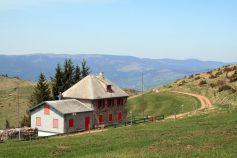 La ferme d\'Alsace est à la fois authentique et convivial.