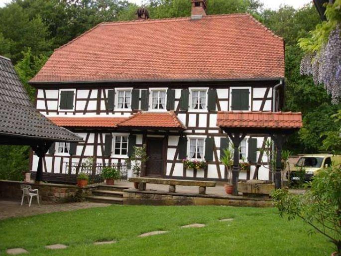 La ferme auberge des 7 Fontaine à Drachenbronn-Birlenbach