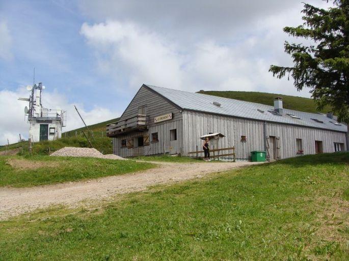 La ferme auberge du Drumont à Bussang
