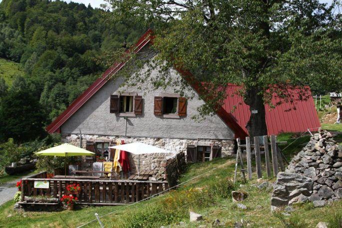 La ferme auberge du grand Langenbrg