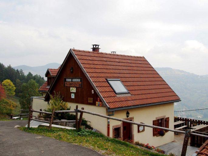 La ferme auberge du Soultzersmatt à Soultzeren