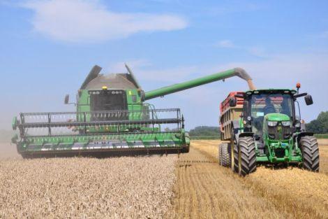 Les machines agricoles de la Ferme Lammert à découvrir