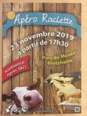 Fest\'Art 68 : Apéro Raclette 2019
