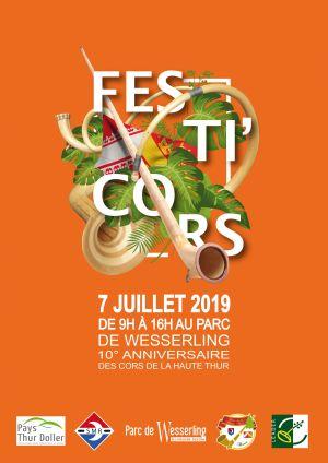 Festi\'Cors : Festival de Cors des Alpes au Parc de Wesserling
