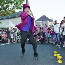 Festi\'Neuf 2019 - Festival des Arts de la rue à Village-Neuf