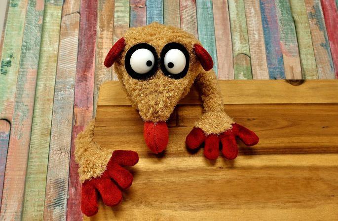 Les marionnettes font partie des spectacles préférés des enfants