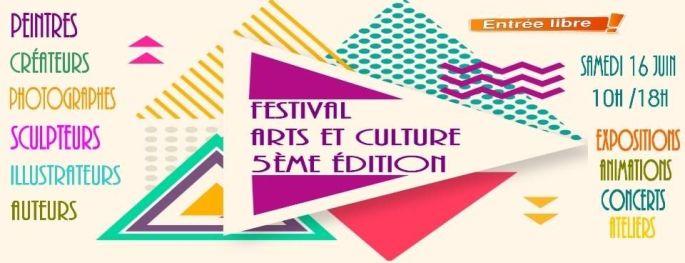 Festival Arts et culture à Serémange-Erzange 2018
