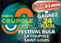 Festival Bulb à La Coupole