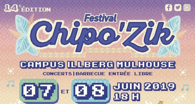 Festival Chipo\'Zik 2019