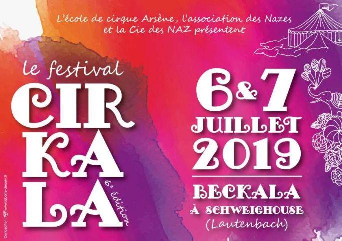 Festival Cirkala