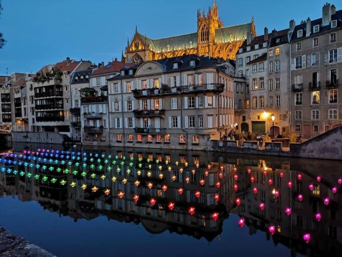 Les Constellations de Metz, un festival estival pour animer la ville