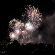 Festival d\'art pyrotechnique de Cannes 2022