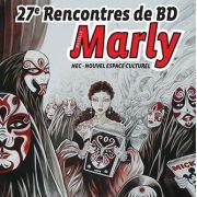 Festival de BD de Marly 2018